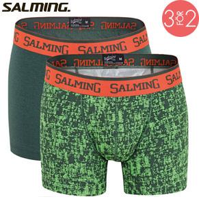 2-Pack Salming Duke Long Bamboo Boxer